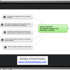 Sessa Strategy: My Primary Tasks as the Personal Trainer